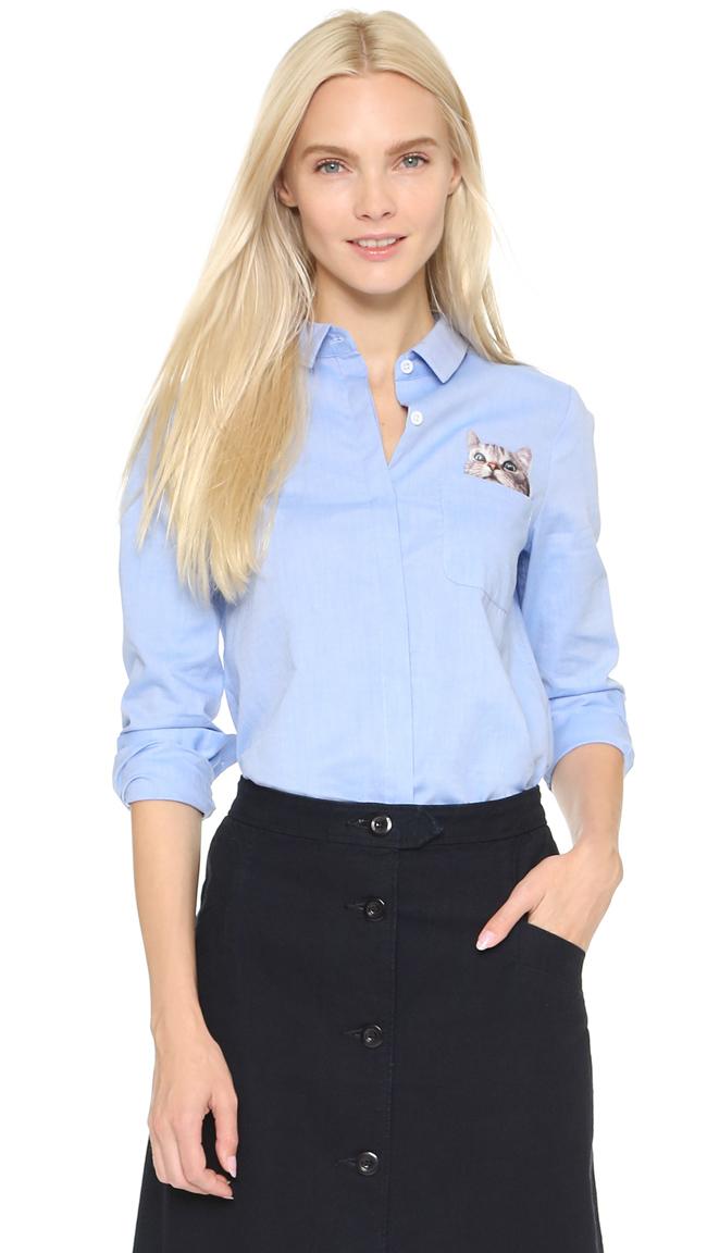Одежда Рубашки Женские Доставка