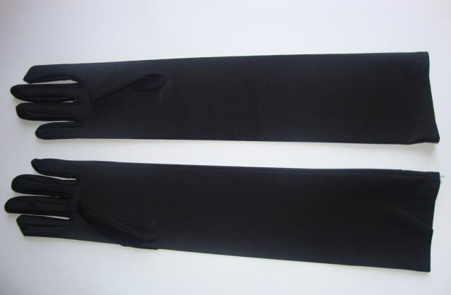 Цвет: Черные перчатки универсальный