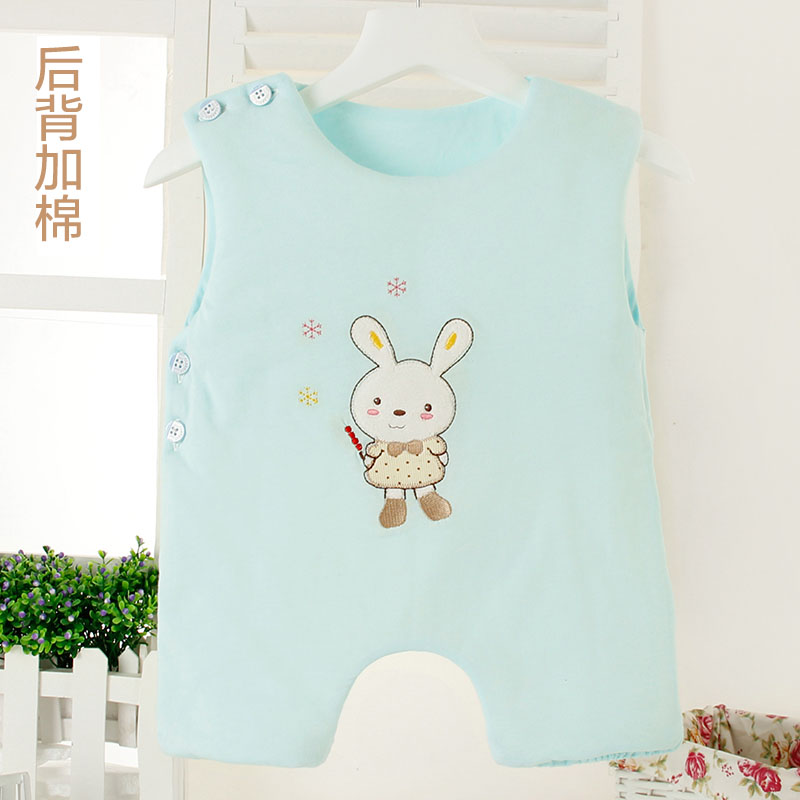 Color classification: Bunny Blue (back and cotton)