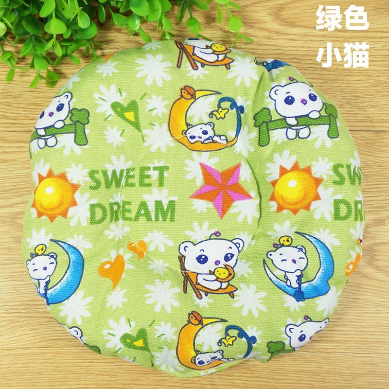 慧鑫 手工飞盘 幼儿园布飞盘 儿童软飞盘 手工制作布艺飞碟玩具