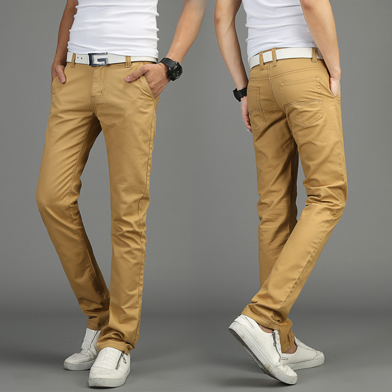 Color: 919 khakis standing + black standing