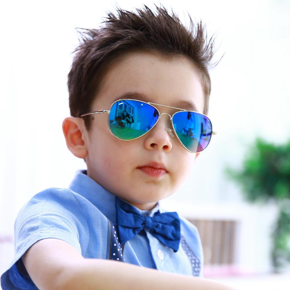 Color classification: Child green (send glasses box glasses cloth)