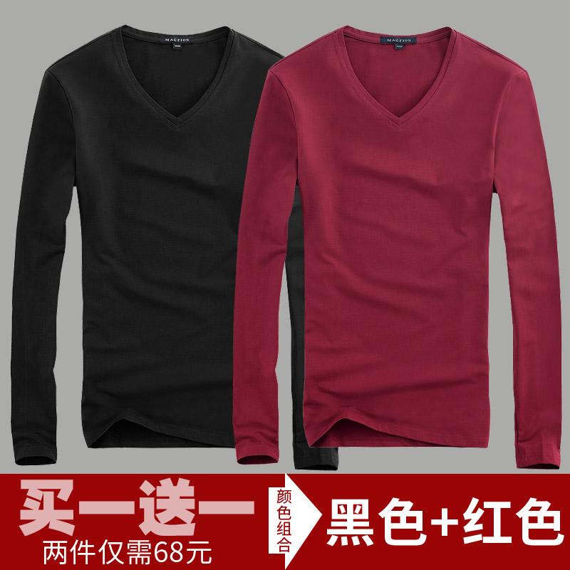 Цвет: V шеи черный + красный
