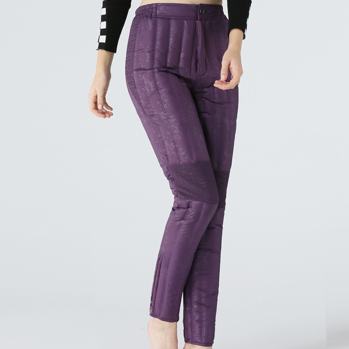Color classification: Ladies purple