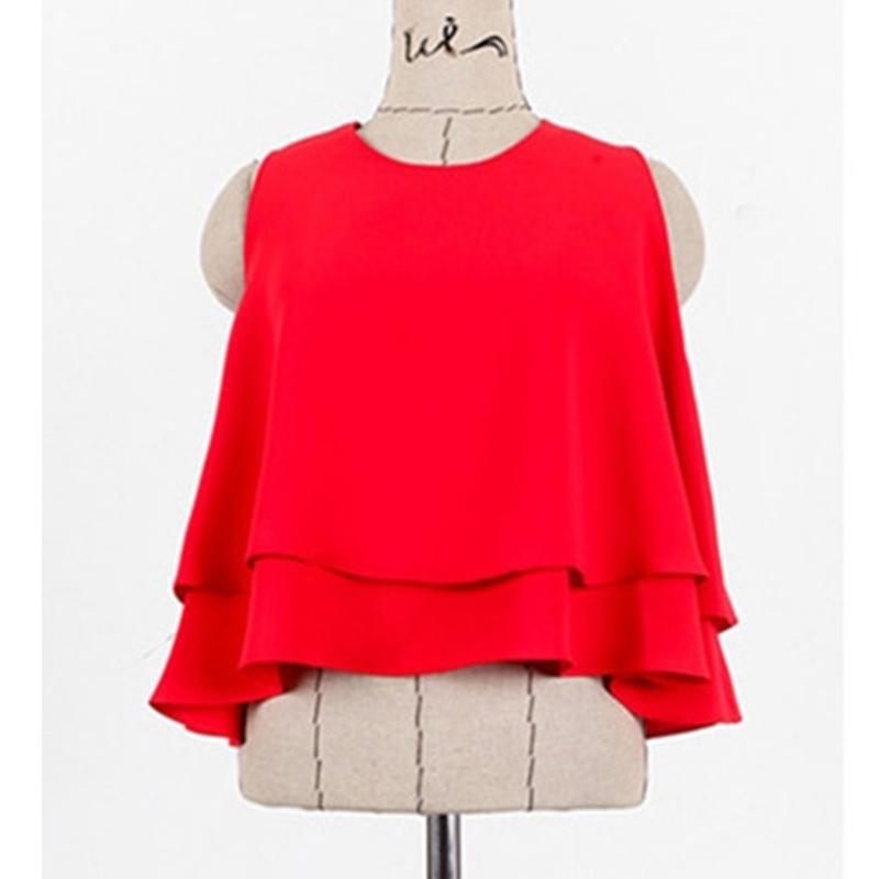Блузка красного цвета в санкт петербурге