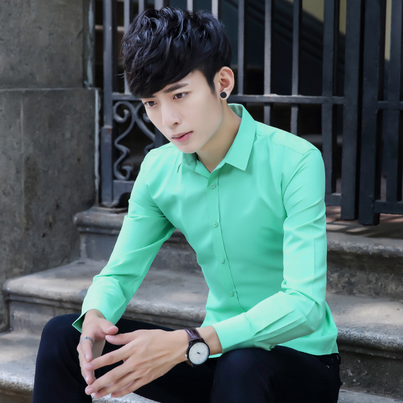 Color: Apple-green