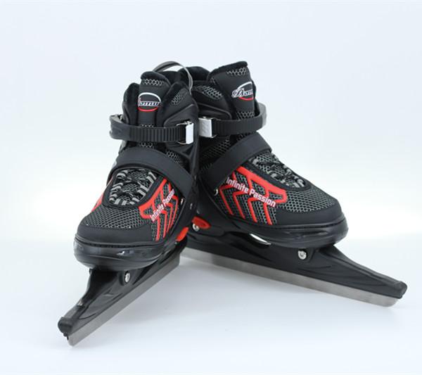 Цвет: Скоростной бег на коньках 42-45 красный