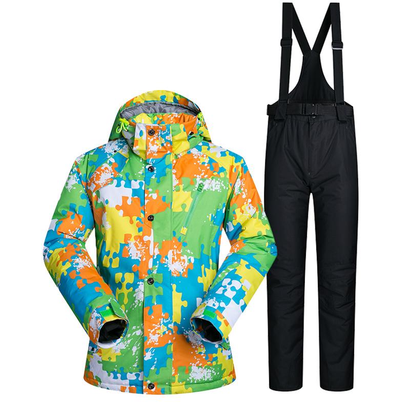 Цвет: мужской камуфляж + черные брюки