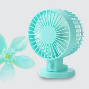 可充电式小型迷你大风力风扇