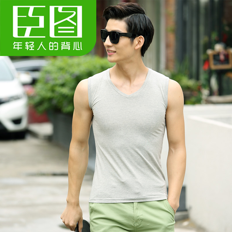 Color: V neck grey