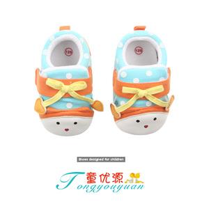 春秋男女宝宝学步鞋机能软底防滑