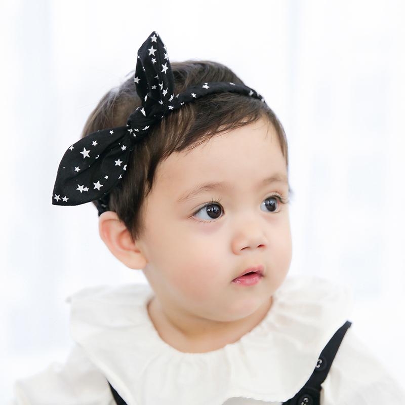 Color classification: Star ears-black