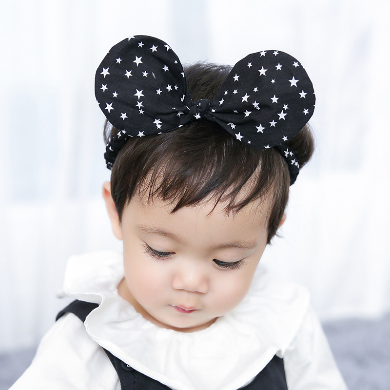 Color classification: Micky star ear-black