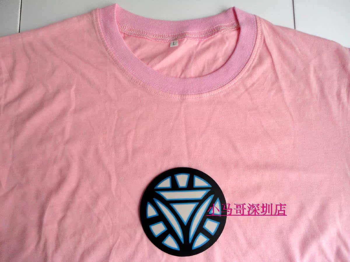 Цвет: Футболка Розовая Голосовая активация автоматического Flash