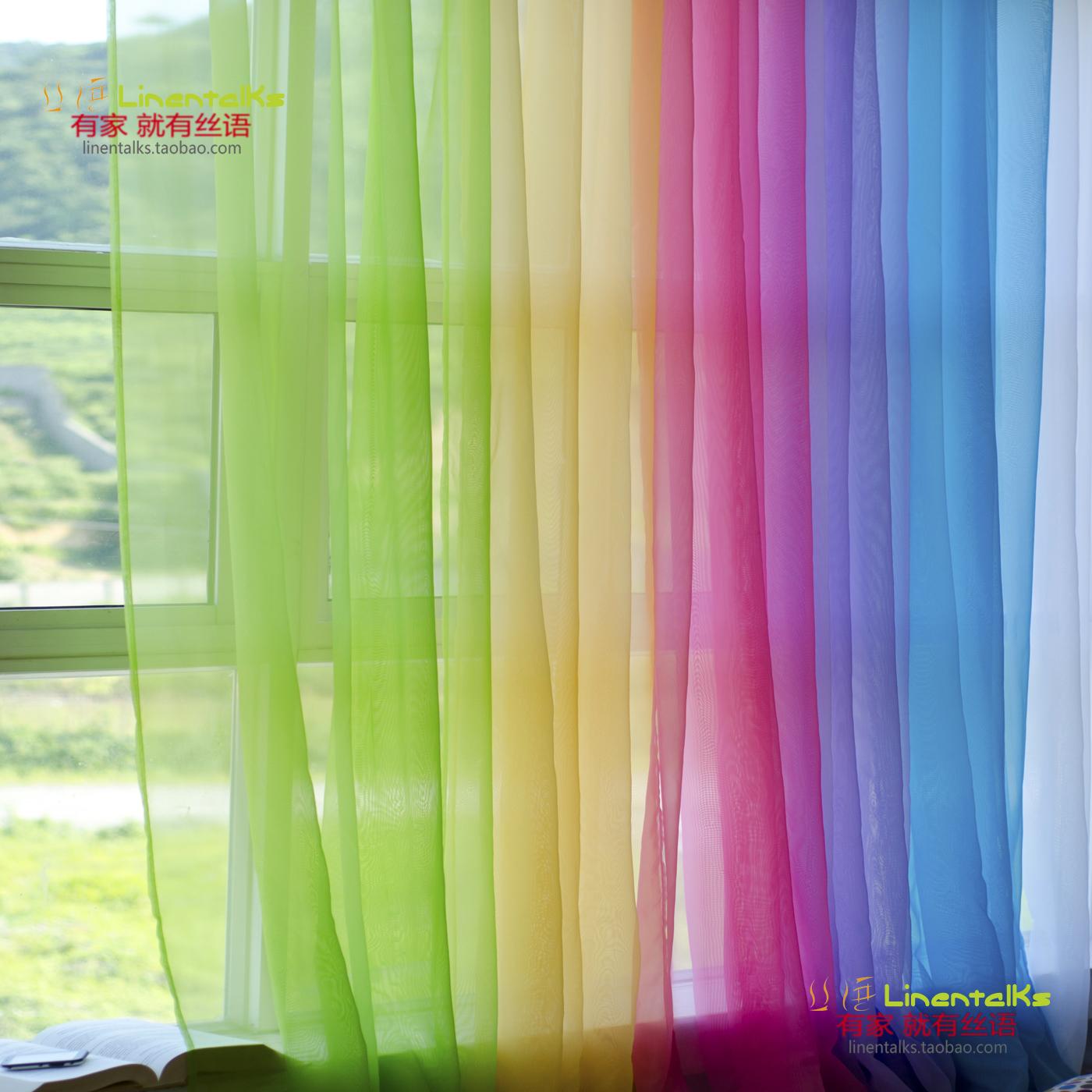 Как сделать прозрачные шторы 249