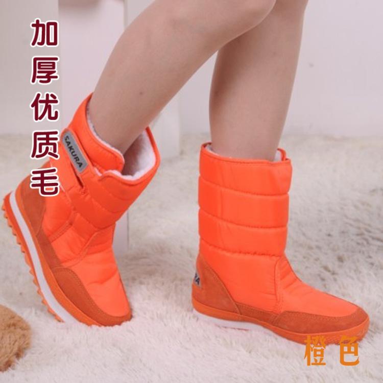 Цвет: Толстые качество волос оранжевый
