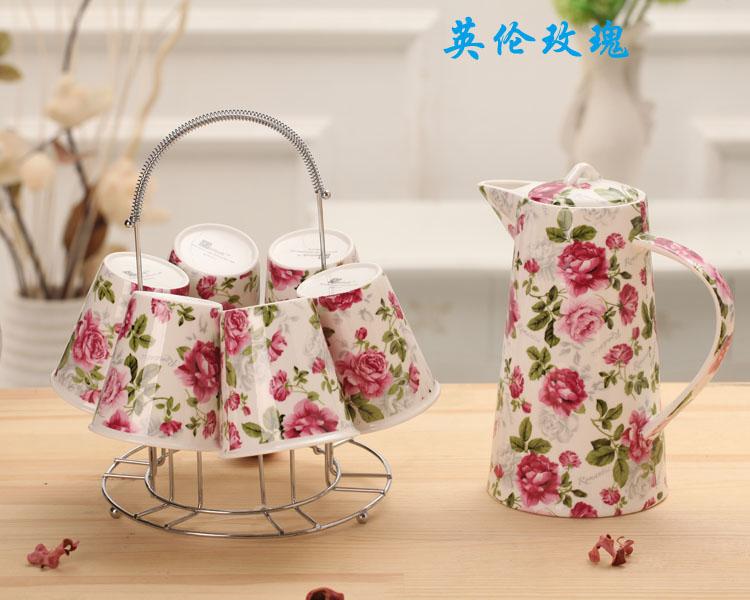 Цвет: Английская Роза, питьевая посуда