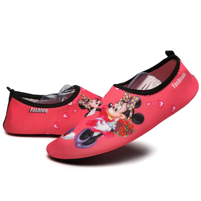 Цвет: 880 Микки мышь красный