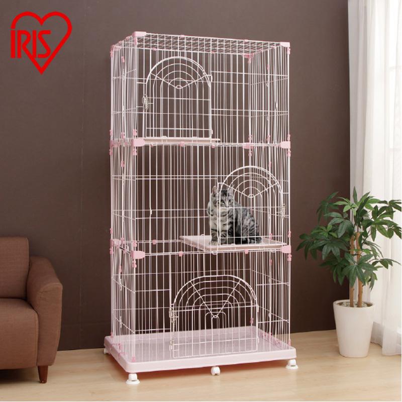 宠物猫笼双层三层大号豪华猫别墅猫咪笼