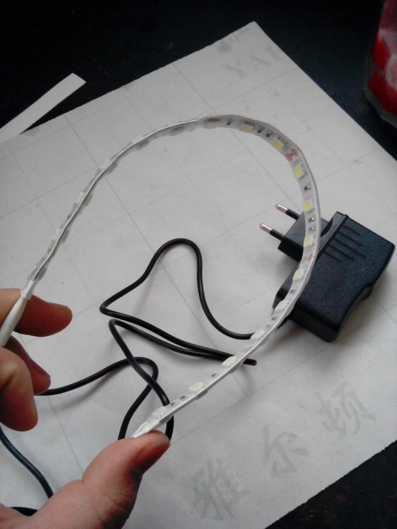 薩克斯單簧管長笛雙簧管樂器檢測燈雙面發光管銅管樂器配件
