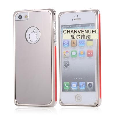 iphone5/5s手机壳套 苹果5s金属边框