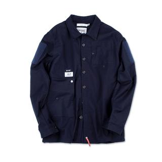 ANB BRAND 2015AW 加厚工装衬衫(不包邮,请拍运费)