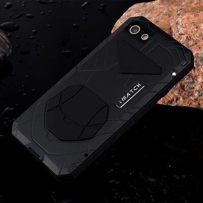 iphone7plus手机壳苹果7金属边框保护套i7p三防爆防