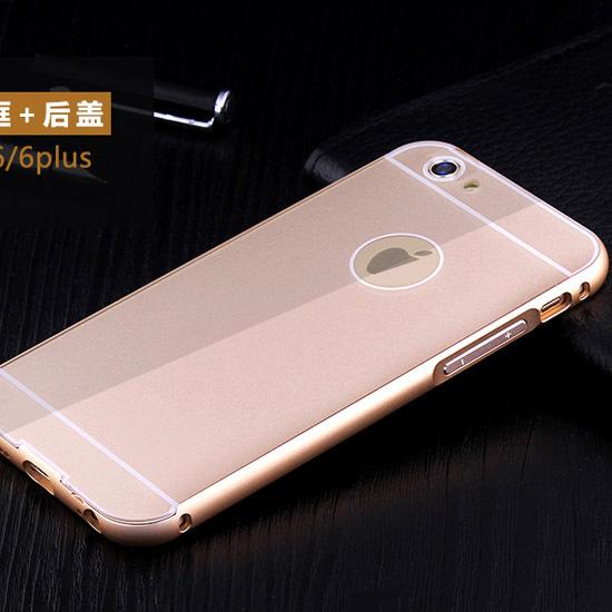 苹果6s/6plus iphone5/5s金属手机壳