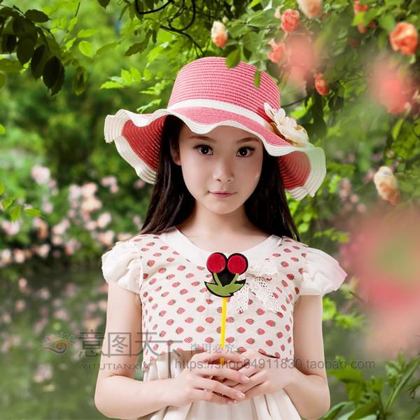 婚纱儿童简约写真设计素材psd模版设计图儿童3d抠图