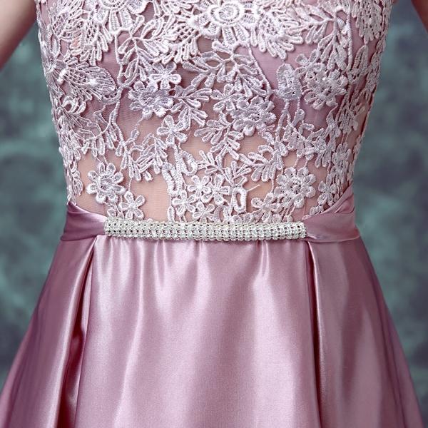 薔薇粉色新娘結婚敬酒服晚宴年會婚紗禮服旗袍2015冬季新款0706