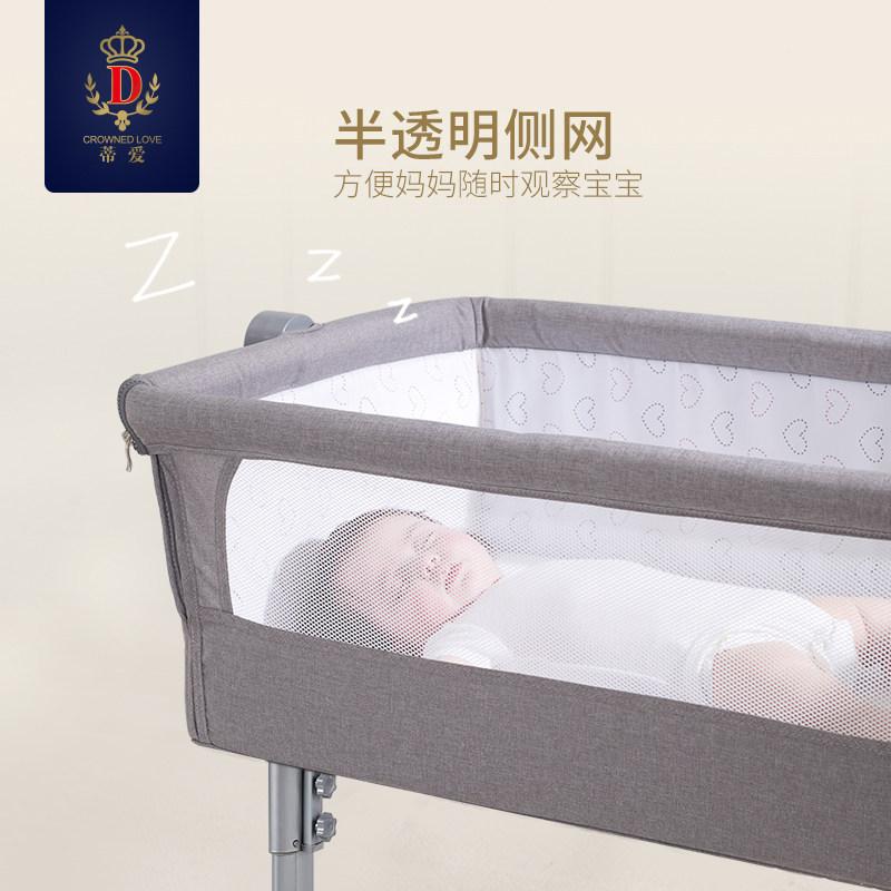 βρεφικό κρεβάτι πολυλειτουργική νεογνά πτυσσόμενο κρεβάτι μωρό δίπλα στο κρεβάτι μωρό μου κρεβάτι φορητό η ββ κρεβάτι