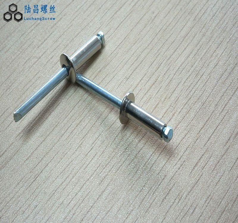 304 stainless steel rivet pulling rivet pulling rivet and pulling pin M3.2M4M4.8