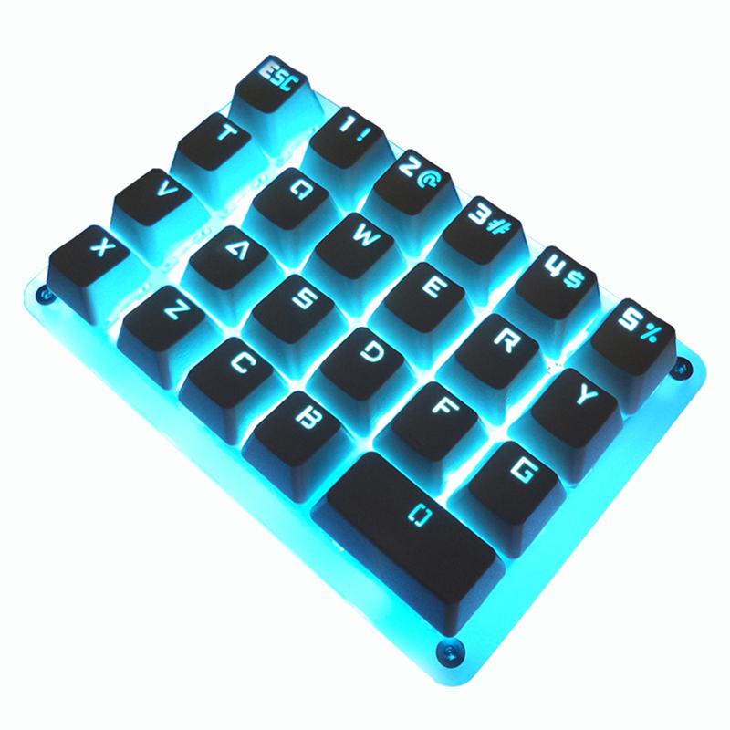 mekaniske tastatur og små tastatur, spil, den fælles side tastatur til sædvane digitale tastatur makro - programmering - akse