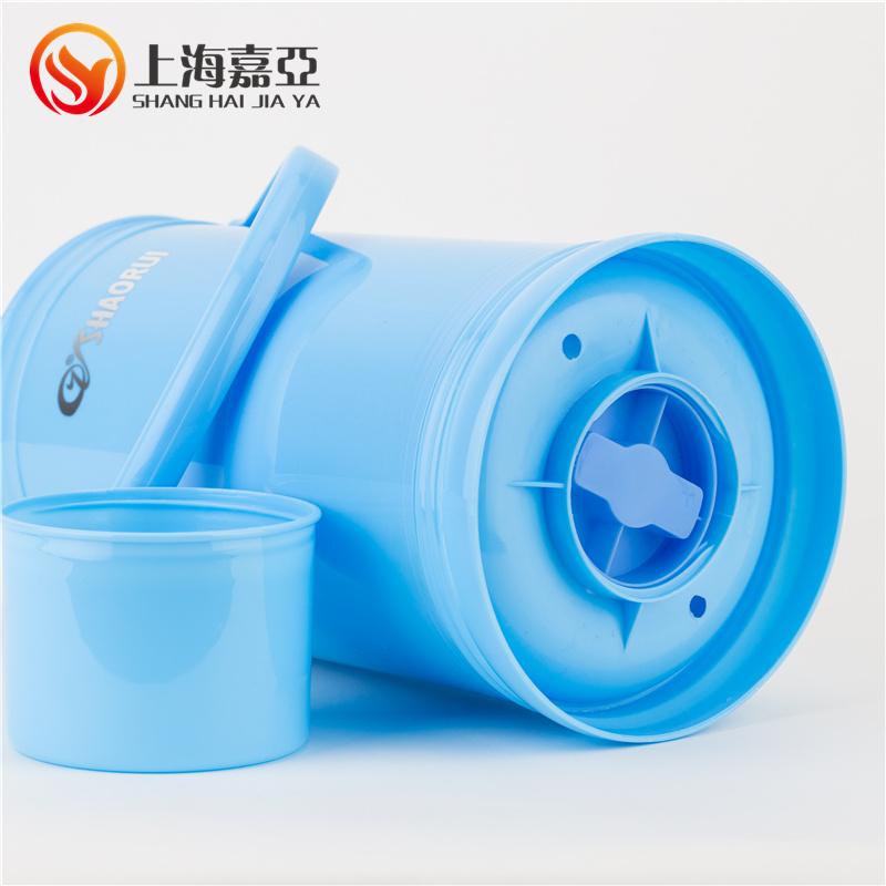 新品家庭用学生魔法瓶ポット保温ポットガラスポットを厚くして内部のプラスチック包郵3.2L