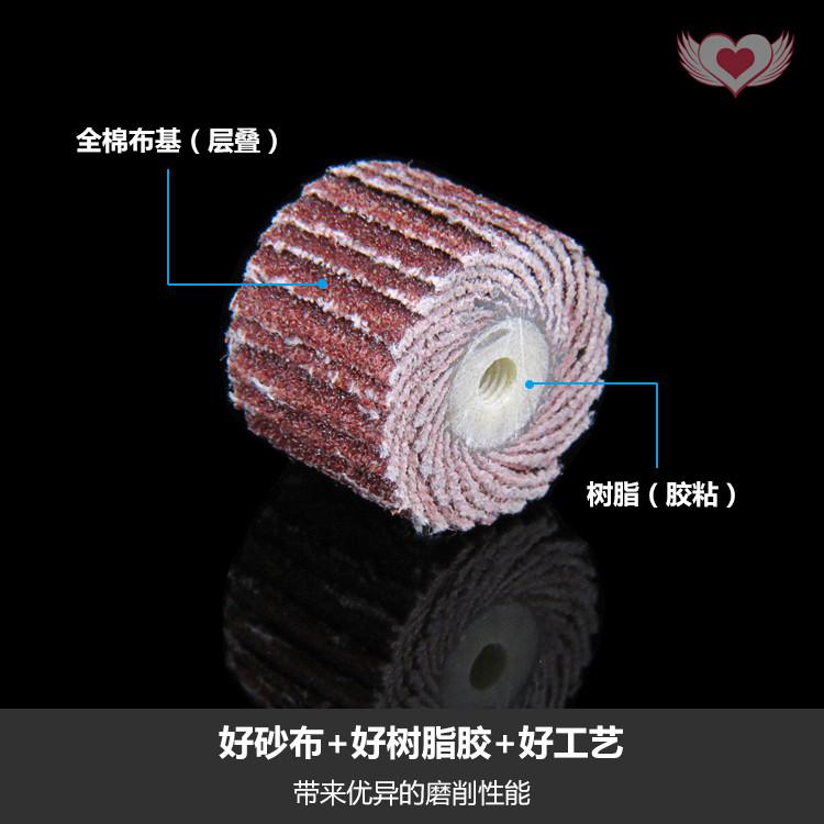 シュロ鋼玉電気といしヘッドダイヤモンド砥石カットパーセントパーセント葉片回転やすり潔布エメリクロスワイヤ輪