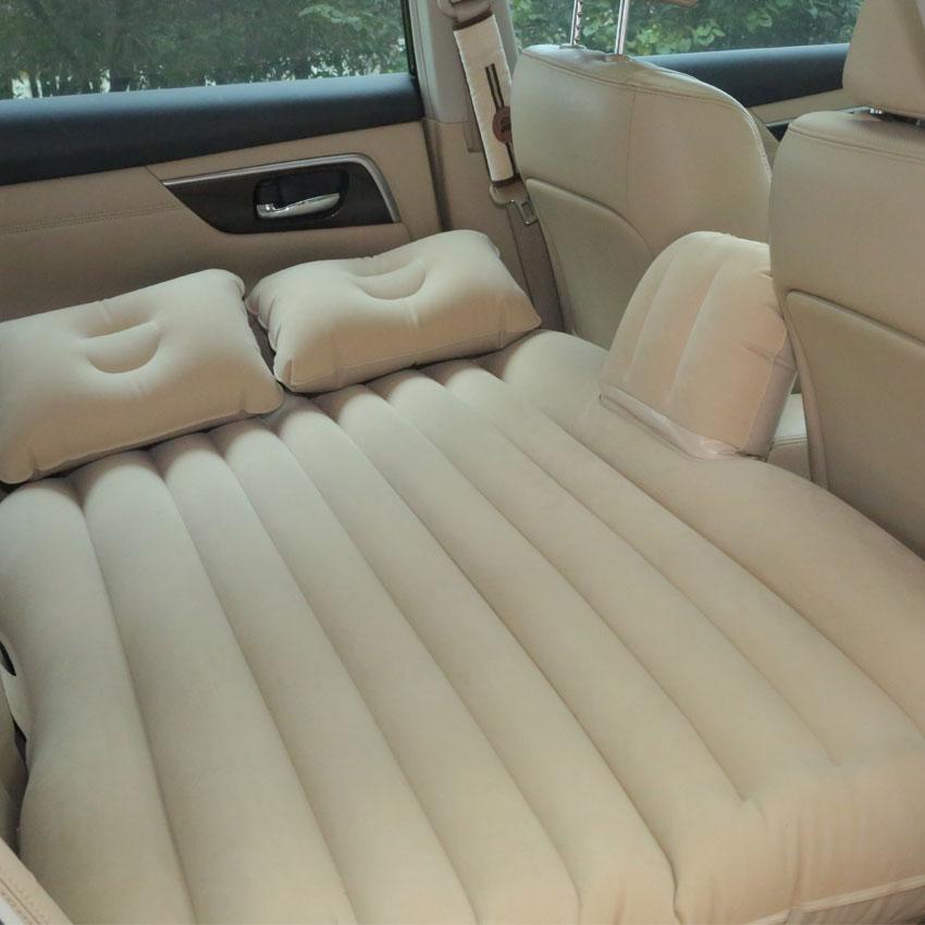 The car car air mattress bed sleeping in the car cushion car shock pad rear universal artifact