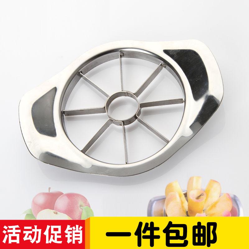 Apple würfel gleichen teilen pingguo birnen - Cutter graben zu Hu Hu WERKZEUGE obstmesser Edelstahl