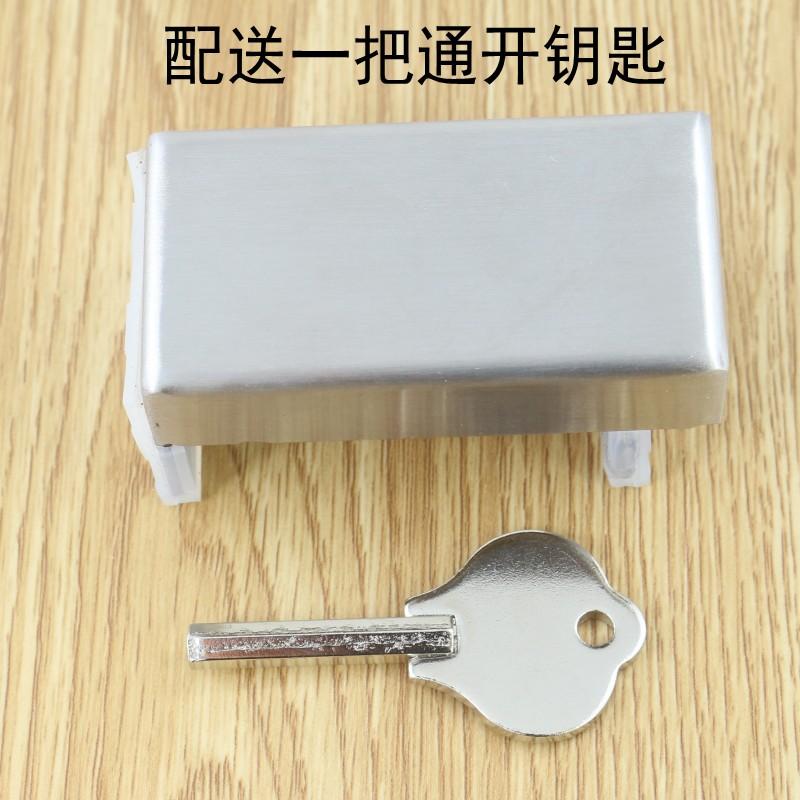 Bản dịch không có ban công cửa sổ khung thép. kéo chốt khóa cửa sổ kính trung gian chuyển cài đặt khóa miễn