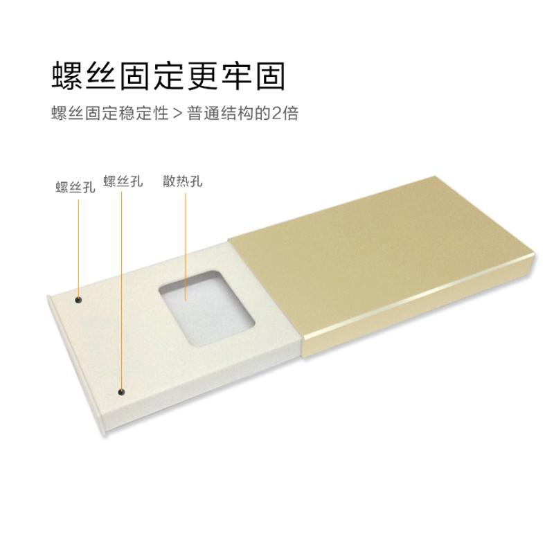 Mobile festplatte usb3.0 FEDER Hat Shell die Solid State disk 2,5 - Zoll notebook Kiste Reader