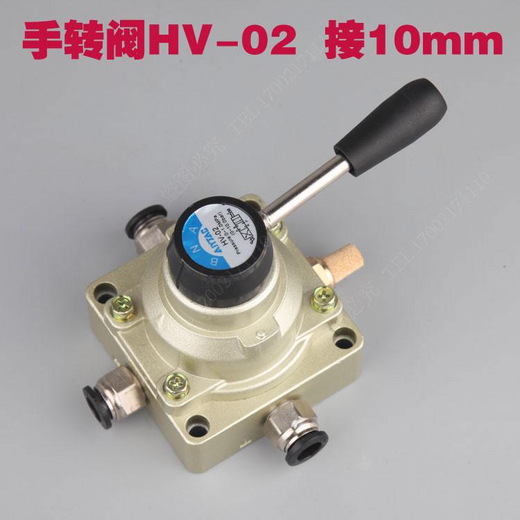 Shadow - Platte zu 4H210-08 zu Hand - ventil - zylinder - Zwei von fünf ventil an Kleine