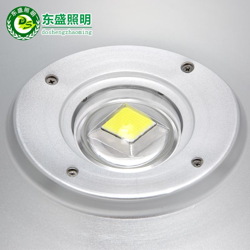 οδήγησε τη βιομηχανική βάση 50W100W150W λαμπτήρα πάρκινγκ τομέα σταθμούς φωτισμού πολυέλαιο εργοστάσιο δωμάτιο φανού.