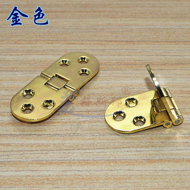 поворотный плита петли / поворотной пластины настольные петли / цинковый сплав скрытые петли / петли / складные дверные петли