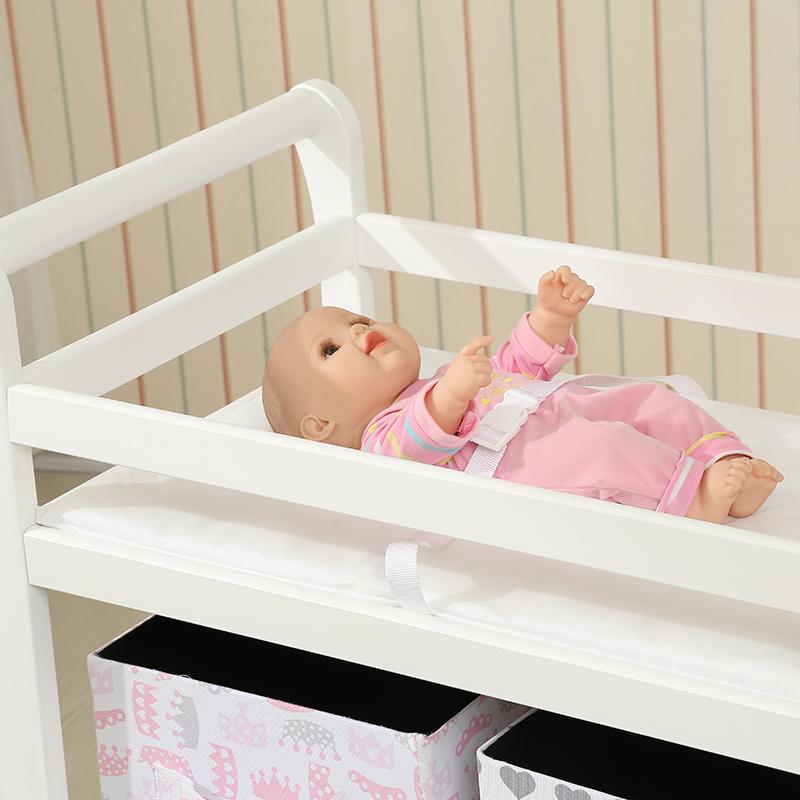 赤ちゃんのおむつ台赤ちゃん赤ちゃん看護台風呂換衣台bbマッサージ台ベビーベッド材