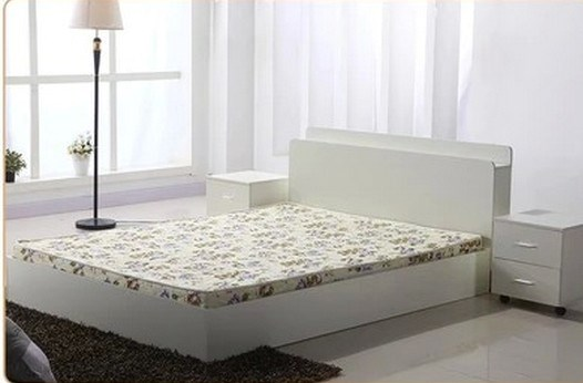 Special offer shipping tatami type bed solid wood bed tatami simple double bed national particle board