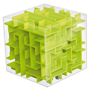 The ball 3D stereo labyrinth toy ball ball ball ball puzzle gravity cube 100