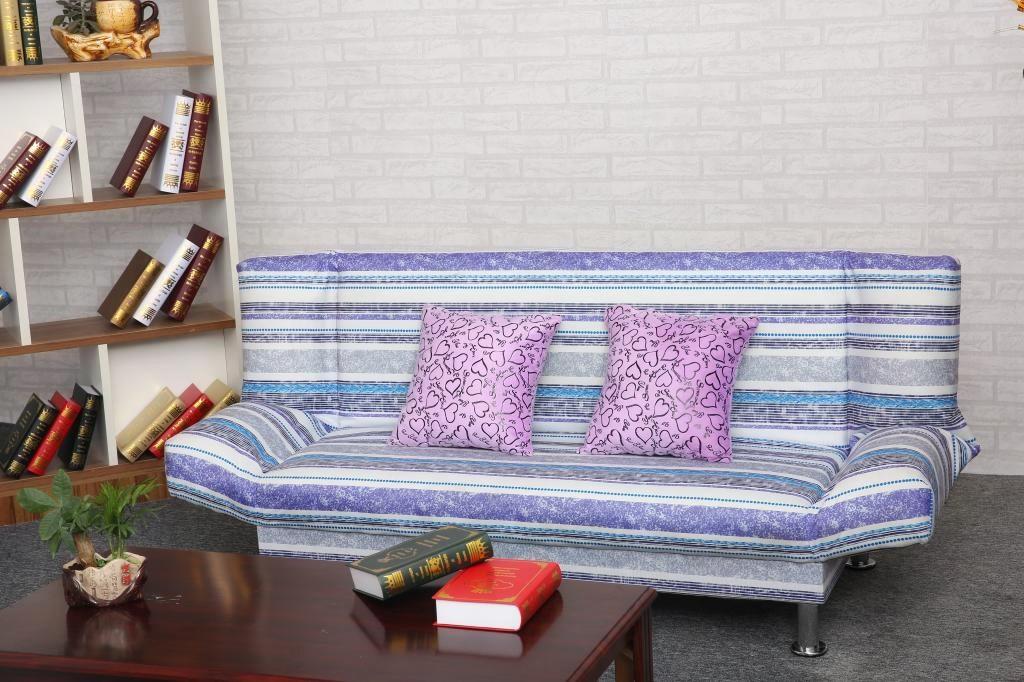 折りたたみ布製ソファ怠け者ソファベッド多機能ソファ店は小さいソファー1.51.8メートルソファベッド