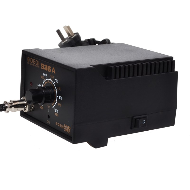 936A anti static welding platform, 936 welding platform, soldering iron, 60W temperature regulating electric iron, part of the package