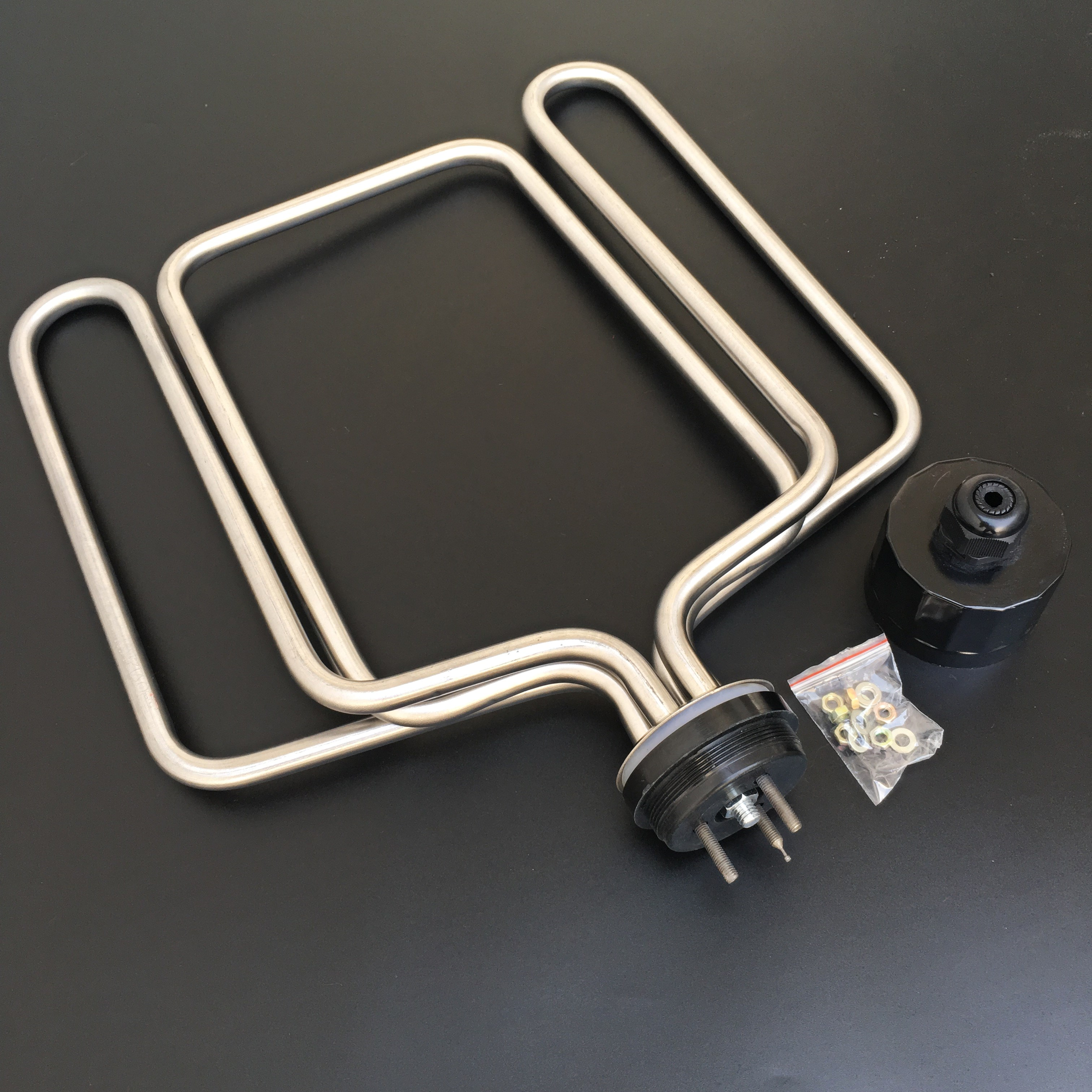 Cabeza plana / / arroz de coches / máquina / Gabinete / tubo de calor de tubo de vapor de calefacción eléctrica 220V / 380v / 6912KW Cabeza Redonda