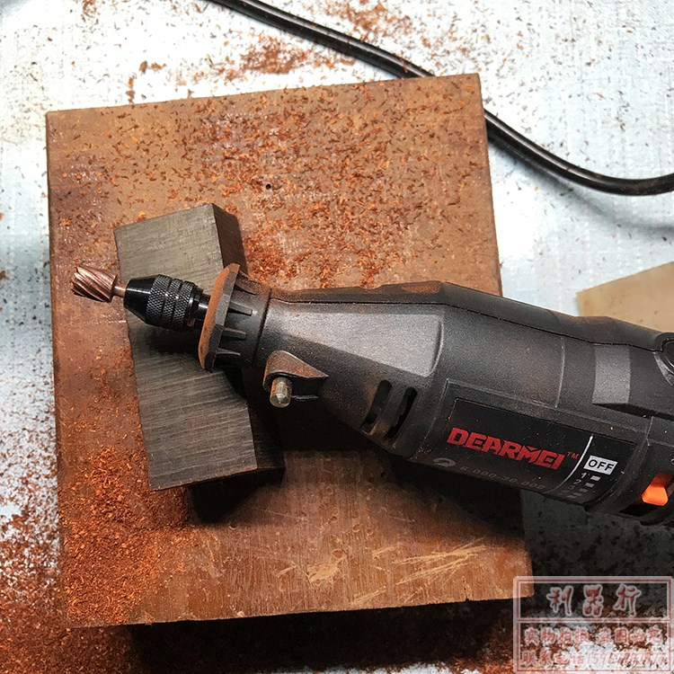 Wood carving rotary wood carving knife alloy high - speed steel woodworking mills electric grinding accessories Gendiao grinding head