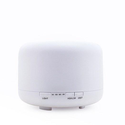 アロマ空気加湿器家庭用エアコン寝室オフィスデスクトップを室内浄化シズネスプレー保湿オイル